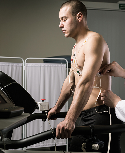 treadmill stress testing | georgian cardiology Associates | Cardiac care close to home | barrie cardiac care